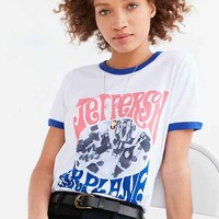Junk Food Jefferson Airplane Ringer Tee