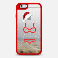 Happy Holidays from the Beach iPhone 6s case by Love Lunch Liftoff | Casetify