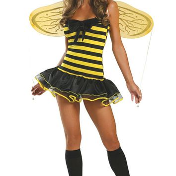 Atomic Busy Queen Bee Costume