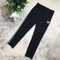 DCCKI2G GUCCI Women Fashion Sport Pants Trousers Sweatpants