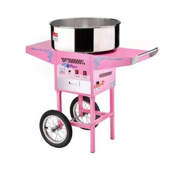 Cotton Candy Machine Floss Maker With Cart Great Northern