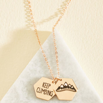 Far Trek Necklace | Mod Retro Vintage Necklaces | ModCloth.com