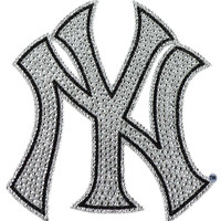 New York Yankees Bling Auto Emblem