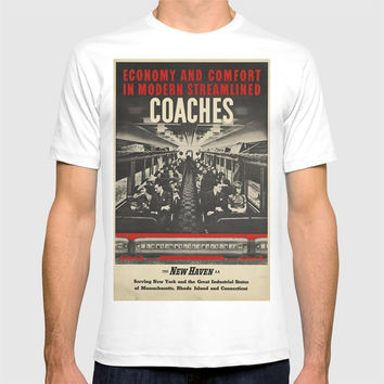 COACHES T-shirt by Kathead Tarot/David Rivera