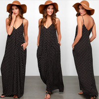 Women Summer Maxi BOHO Party Beach Dress Clothing