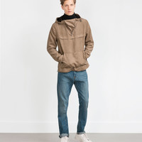 POUCH POCKET OVERSHIRT