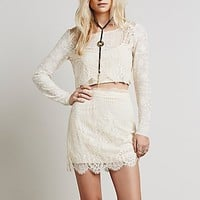 Free People Womens Two for the Show Set