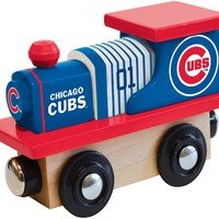 MLB Chicago Cubs - Wood Train