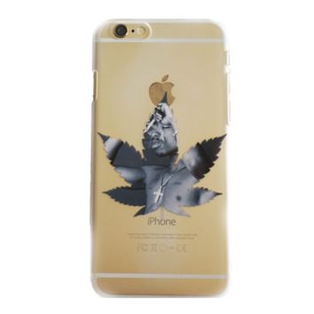 Marijuana Tupac Phone Case