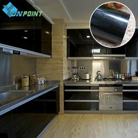 3M /5M New Waterproof Wall paper Roll Self adhensive Vinyl Wallpaper Kitchen Cabinet Wall Stickers Furniture PVC Decorative Film