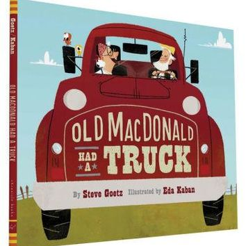Old MacDonald Had A Truck