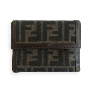 Fendi Vintage Monogram Wallet