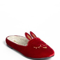 MARC BY MARC JACOBS 'Sleeping Bunny' Slipper | Nordstrom