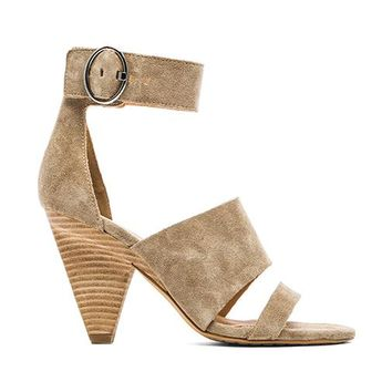 Belle by Sigerson Morrison Forum Sandal in Taupe