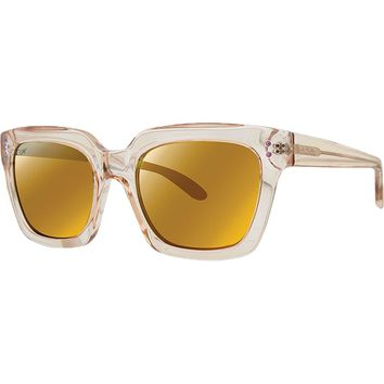 Celine Sunglasses in Gold Metallic With Gold Lenses by Lilly Pulitzer