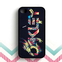 Oakley Art  iPhone 4 and 4s case