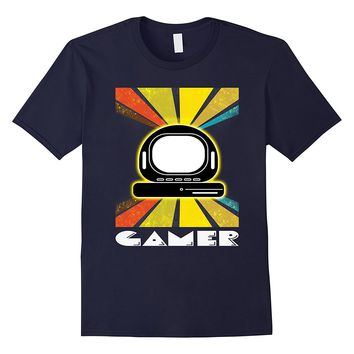 Classic Vintage and Retro Video Gaming Shirt