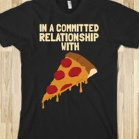 Relationship with Pizza(DARK)