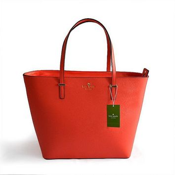 Day-First™ KATE SPADE Women Shopping Leather Handbag Tote Satchel H-YJBD-2H