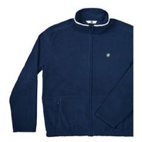 BMW Mens Fleece Jacket, Medium