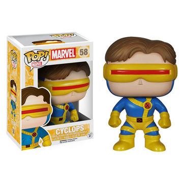 Cyclops X-Men Pop Bobblehead Vinyl Figure