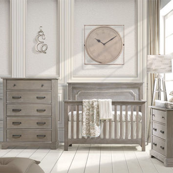 Emerson Convertible Crib in Choice of Finish