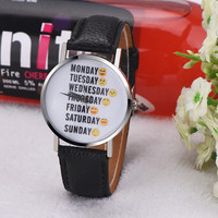 Every Different Mood Watch + Gift Box