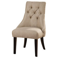 Accent Seating Tufted Side Chair