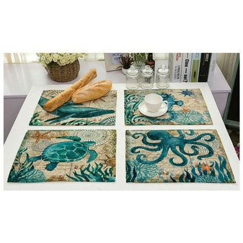 Nautical Design Placemats