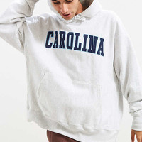 Champion University Of North Carolina Reverse Weave Hoodie Sweatshirt | Urban Outfitters