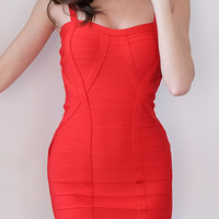 Selena Pencil Bandage Dress