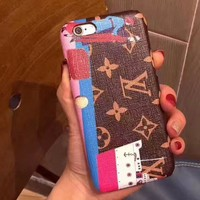 Gucci/LV Iphone 6,6p,7,7p Phone case [11501265356]