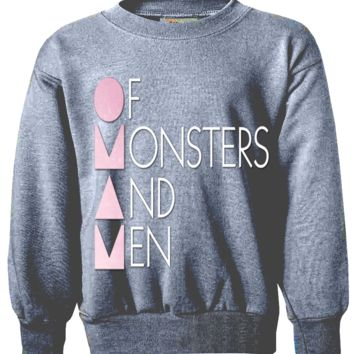 Of Monsters And Men Crewneck