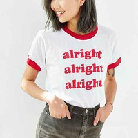 Camp Collection & UO Alright Ringer Tee