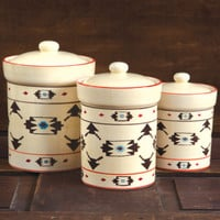 Artesia Canister Set - Accessories - Kitchen - Home