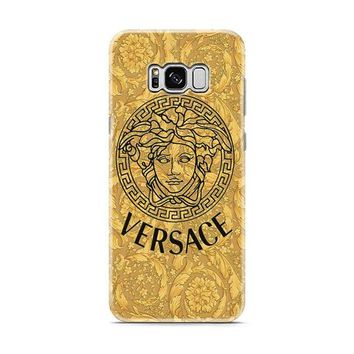 Versace Gold Logo Triforce Samsung Galaxy S8 | Galaxy S8 Plus Case