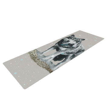 "Monika Strigel ""Wolf"" Yoga Mat"