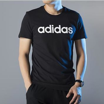 KUYOU  Adidas Short Sleeves for Men and Women