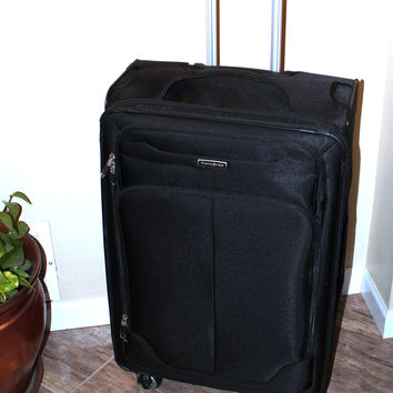"Samsonite 27"" HiLite 3.0 Spinner Luggage - Black"