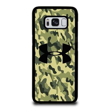 CAMO BAPE UNDER ARMOUR Samsung Galaxy S8 Case Cover