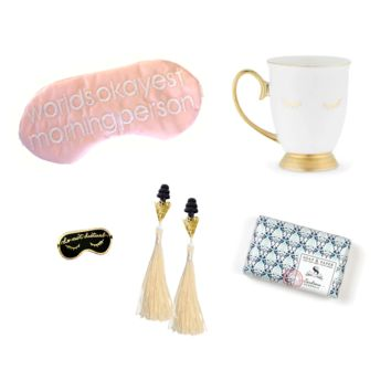 THE (NOT A) MORNING PERSON GIFT SET