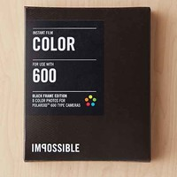 Impossible Color Shade Polaroid 600 Instant Film