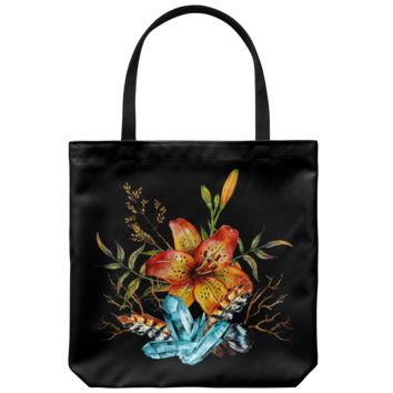 Tiger Lily Bouquet - Tote Bag