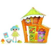 Lalaloopsy Mini Sweet Shop with Figure and Accessories Jelly Wiggle Jiggle