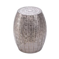 Decorative Moroccan Stool Or Side Table