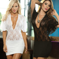 Cute Hot Deal On Sale Clubwear Skirt Sexy Dress Exotic Lingerie [6595788099]