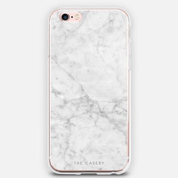 Marble - iPhone 7 {White}