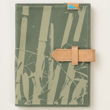Bamboo Forest Floral Journal