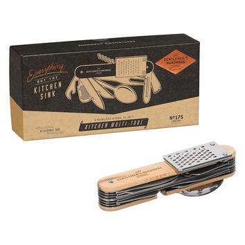WILD AND WOLF KITCHEN MULTI-TOOL