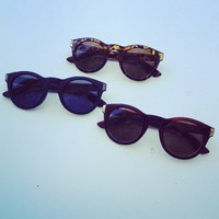 Vintage Sunnies from Belle La Vie Boutique